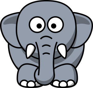 Website Angebot Elefant